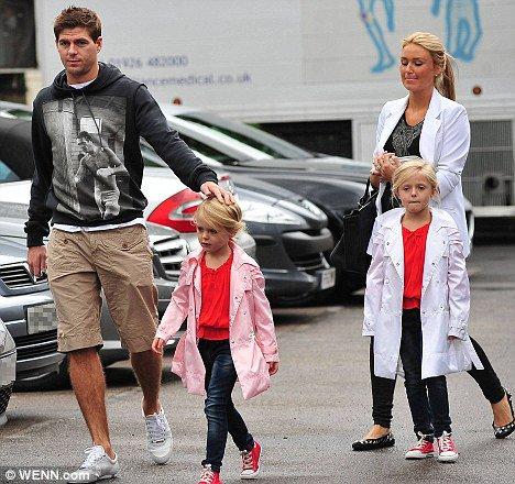 famille Gerrard