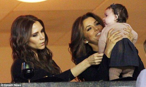 famille Beckham
