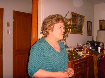 ANNEE 2009.......NOEL CHEZ MES PARENTS AVEC TOUTE MA FAMILLE.......(SAMEDI LE 26 DECEMBRE).......