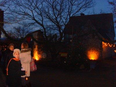 ANNEE 2009.......ECOMUSEE D'ALSACE UNGERSHEIM AVEC MA FAMILLE.......(DIMANCHE LE 27 DECEMBRE).......
