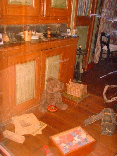 ANNEE 2009.........ECOMUSEE D'ALSACE UNGERSHEIM AVEC MA FAMILLE.......(DIMANCHE LE 27 DECEMBRE).......