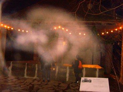 ANNEE 2009.......ECOMUSEE D'ALSACE UNGERSHEIM AVEC MA FAMILLE.......(DIMANCHE LE 27 DECEMBRE).......METIER D'HUILLEUR.......
