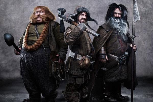 en stock Los Angeles 60% de réduction Le Hobbit: Les 13 nains, présentation - Blog de leseigneur ...