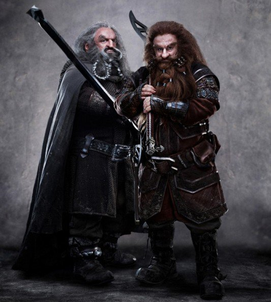 Le Hobbit: Les 13 nains, présentation