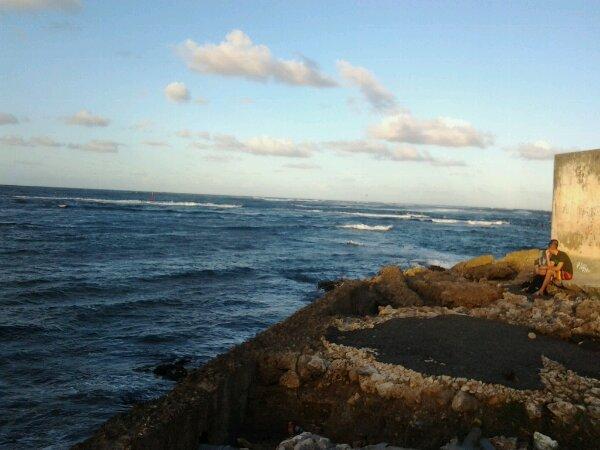 Le Beau soleiil et Belle Oceean