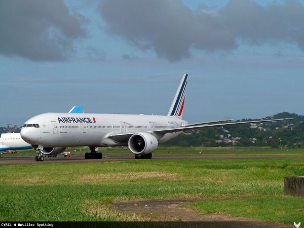 Airfrance 777-300