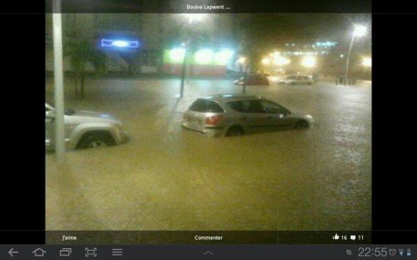 Inondation guadeloupe