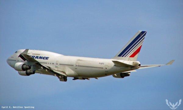 747-400 AF