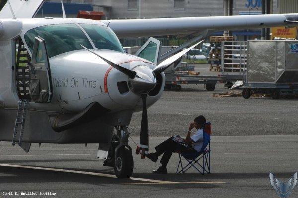 Pilote en pauses