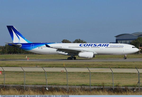 Corsair-international a330-343 F-WWCZ