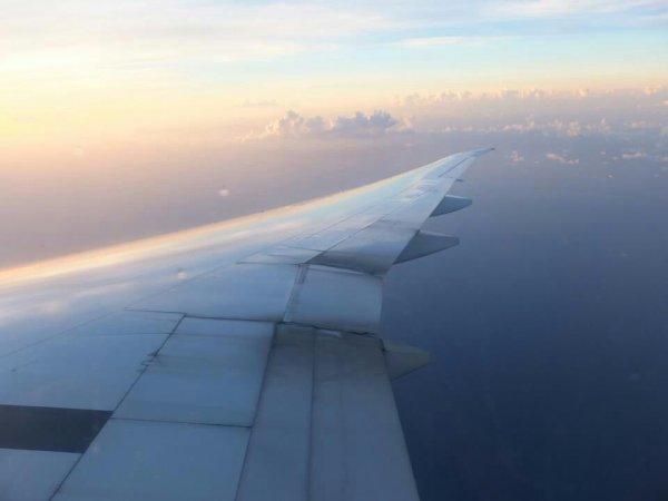 Arrivèr sur la Guadeloupe !