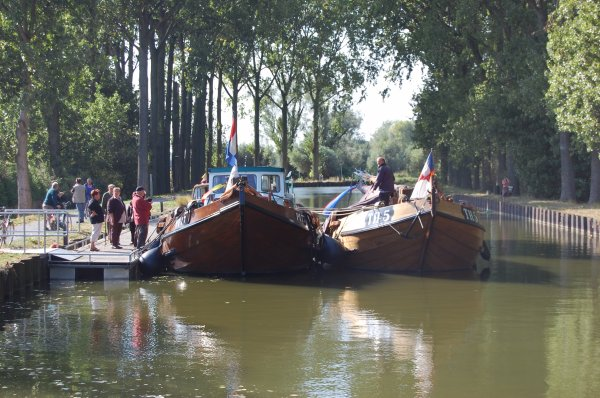 Les satcheux et le canal de l'Espierre.