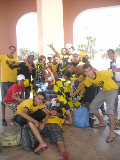Déplacement Fatal Tigers a Laayoune