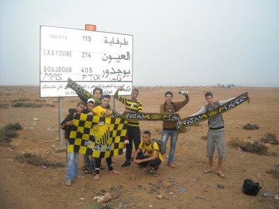 En Route Vers Laayoune