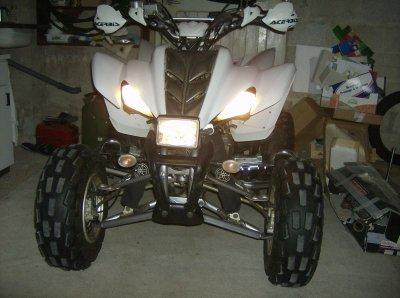 RAPTOR 350