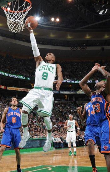 Game 2 Boston Celtics-Knicks 96-93