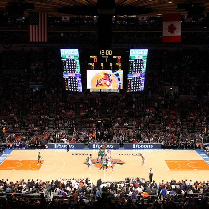 Game 3 Boston Celtics-New York Knicks 113-96
