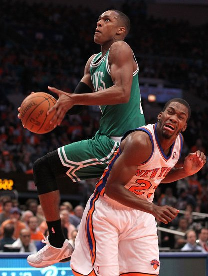 Game 4 Boston Celtics-New York Knicks 101-89