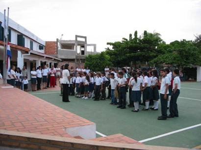 Teacher's Day in Paraguay