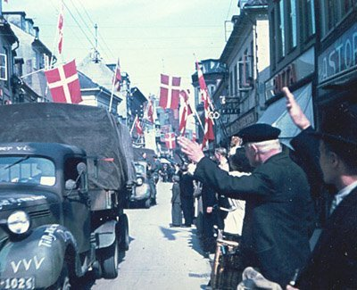 Liberation Day in Denmark