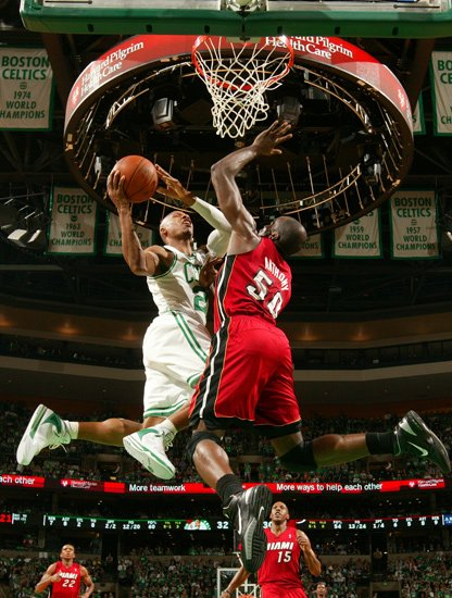 Boston Celtics-Miami Heat 97-81