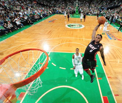 Boston Celtics-Miami Heat 90-98