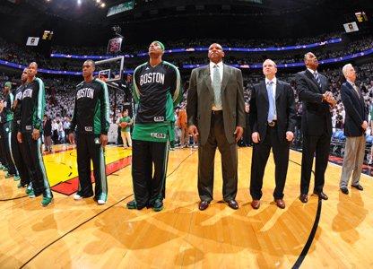 Boston Celtics-Miami Heat 87-97