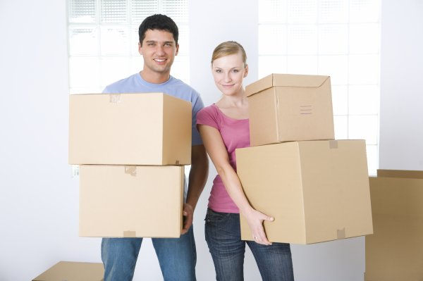 National Moving Month in the United States