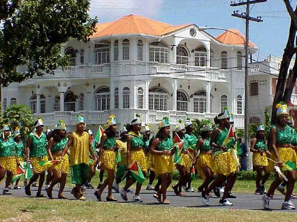 Independence Day in Guyana