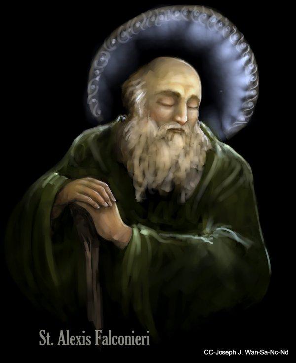 Saint Alexis Falconieri