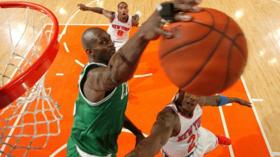 Boston Celtics-Knicks Game 2
