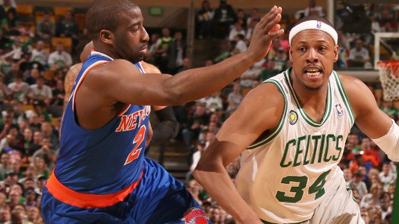 Boston Celtics-Knicks Game 3
