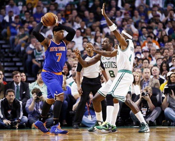 Boston Celtics-Knicks Game 4