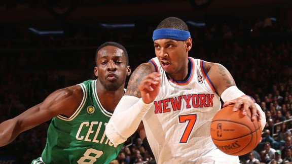 Boston Celtics-Knicks Game 5