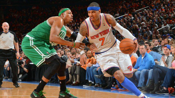 Boston Celtics-Knicks Game 6