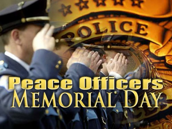 Peace Officers Memorial Day