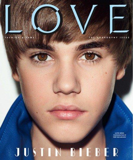 Voici la couverture du dernier numero du magazine anglais « LOVE », qui sortira le 7 février prochain.