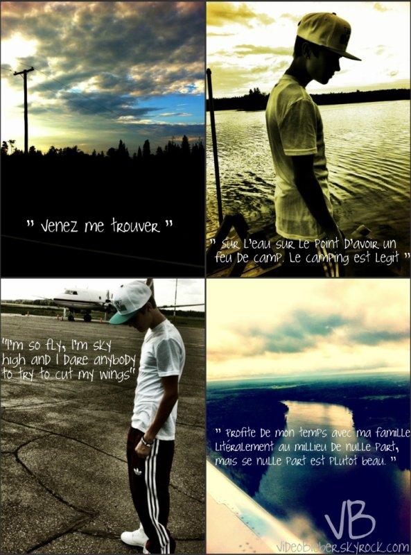 Twitter time ! ;) Justin a poster 4 nouvelles photos sur son Twitter :) Wow les photos son magnifiques !