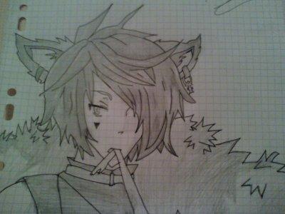 Alice au royaume des coeurs version dessin de moi