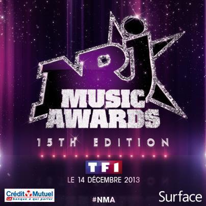 Pré-nominations aux Nrj Music Awards