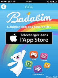 L'application Badabim évolue sous iOS et Android