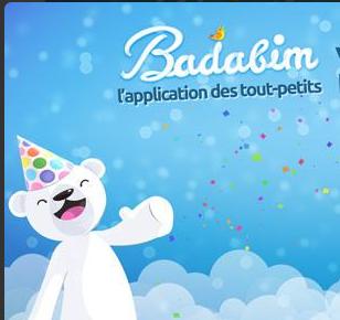 Application iTunes Badabim : coloriage spécial Fête des Mères