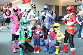 Séries Power Rangers : une adaptation inédite au cinéma en 2017 !