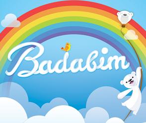Activités sur l'appli Badabim : les enfants apprennent à s'amuser seuls !