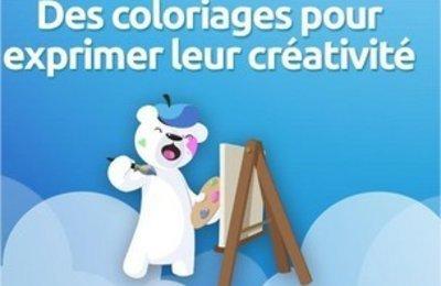 Badabim permet aux enfants de développer leur créativité !