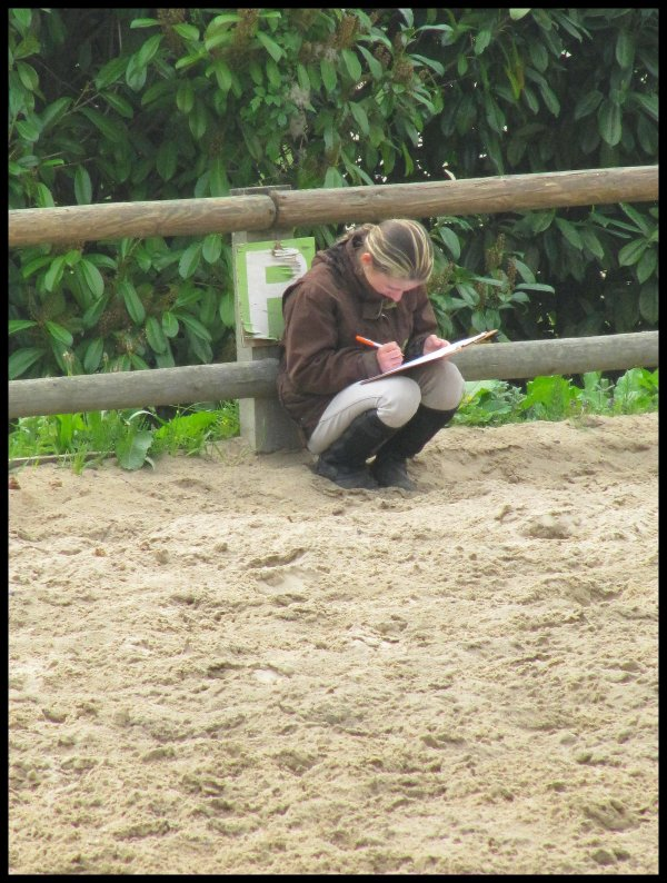 VENDREDI 29 AVRIL 2011 : EXAMEN GALOP 5