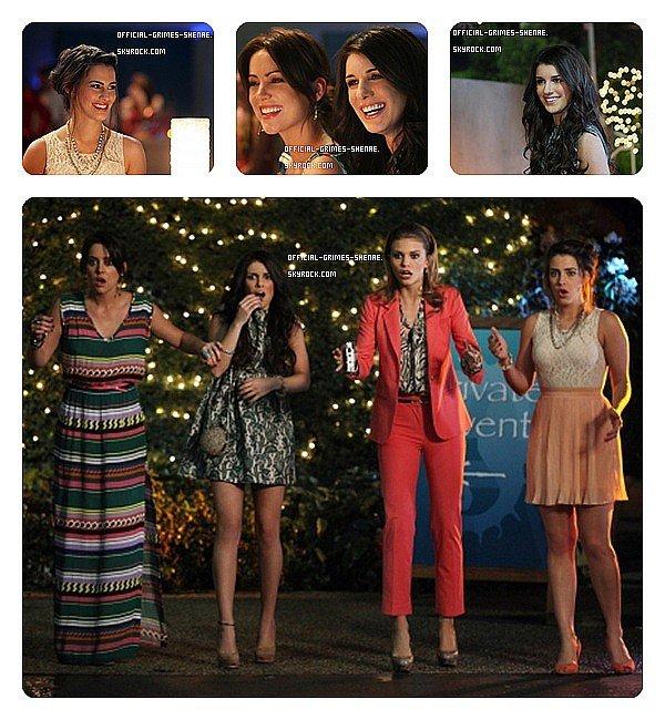 Bande annonce de l'épisode 4x23 de la saison 4 de 90210 !