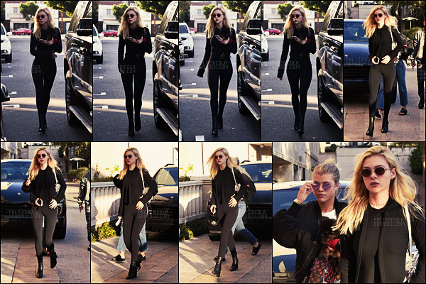 . ● 06/01 : Nicola Peltz et sa bff Sofia ont été vues faisant du shopping à West Hollywood.  .