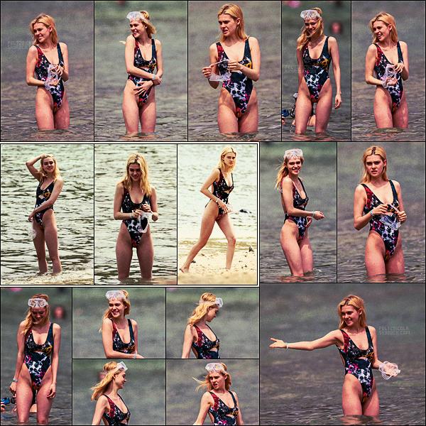 . ● L'actrice Nicola Peltz a été aperçue, le 05/03, sur les plages d'Hawaï, lieu de ses vacances  .