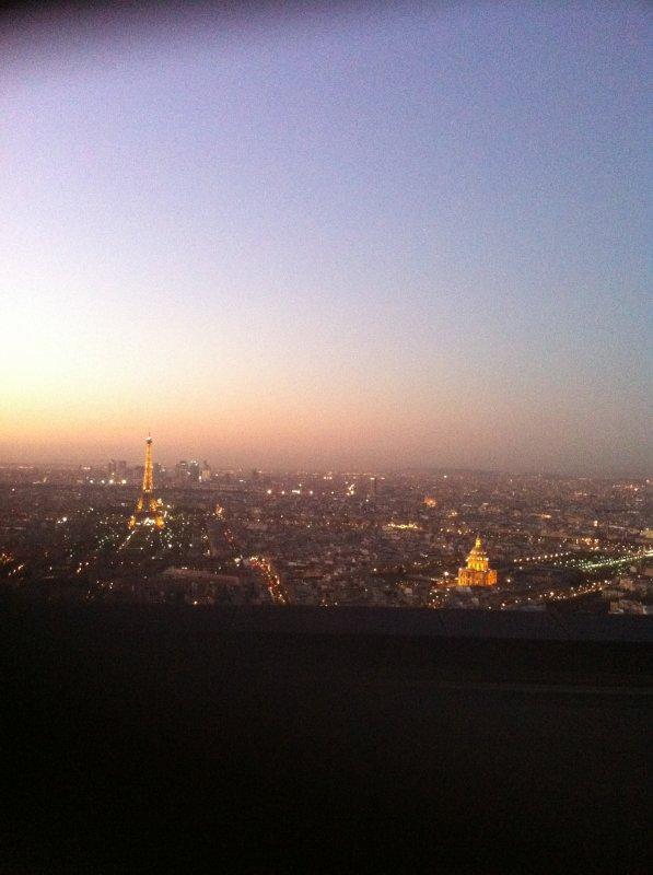 Tour Montparnasse !